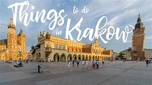 Top 12 Things to do in Krakow, Poland | Getting Stamped