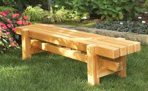 outdoor bench plans  standard classes  diy woodworking