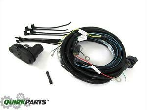 Jeep Trailer Wiring Harnes 2004 by 11 13 Jeep Grand Dodge Durango Trailer Tow Wiring