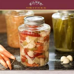 Einmachglas 5 Liter : kilner einmachglas vintage 1 liter culinaris ~ Orissabook.com Haus und Dekorationen