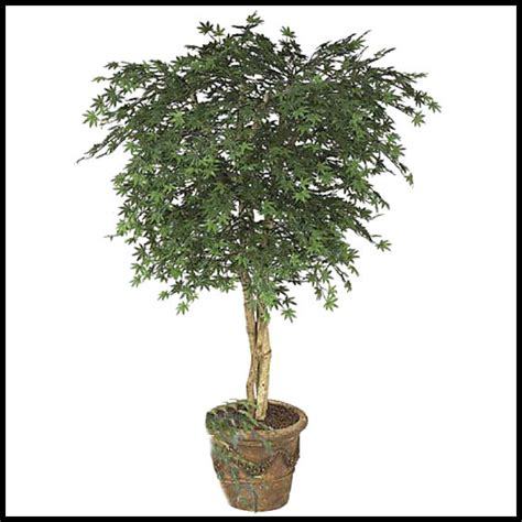 outdoor faux plants 6 39 japanese maple tree outdoor