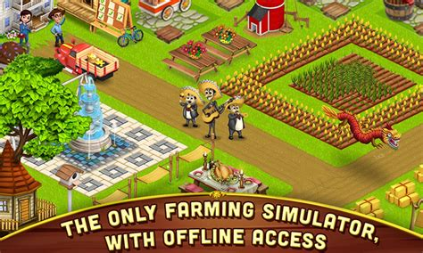 big  farmer offline farm apk   casual