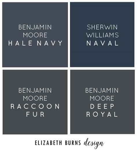 best navy paint colors paint colors elizabeth burns