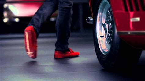 Discover the historic emblems ofthe excellence made in italy. Tod's for Ferrari - Men's Autumn Winter 2014-15 Collection - YouTube