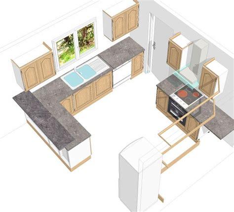 dessiner une cuisine en 3d gratuit les projets implantation de vos cuisines 8831 messages