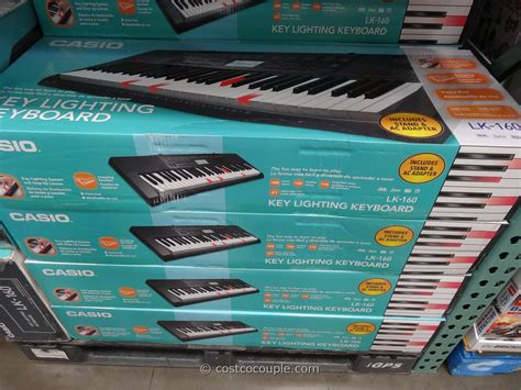 Casio Key Lighting Keyboard LK-160