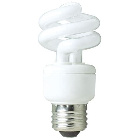 tcp 40w equivalent soft white non dimmable cfl