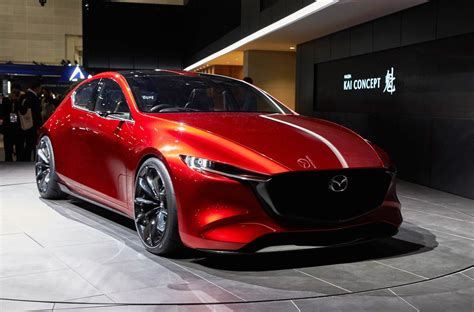 mazda  sedan interior exterior  review techweirdo