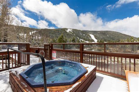 frostfire vacation rental keystone  summit county