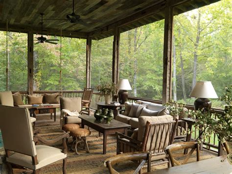 outdoor table ls for porches 4 types of porches hgtv