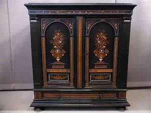 Meuble Deux Portes : meuble d 39 appui deux portes d 39 poque napol on iii xixe si cle ~ Teatrodelosmanantiales.com Idées de Décoration