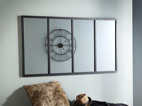 les plus belles cuisine miroir d 39 atelier avec 4 sections en métal 75x140cm atis noir