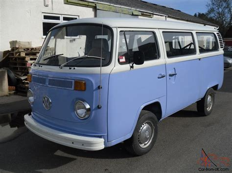 1974 Vw Volkswagen Type 2 Bay Window Camper Aussie Import