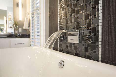 Modern Bathroom In Valley by B Chic Interiors 187 Luxury Modern Master Bathroom In Hunt