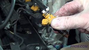 Fuel Injector Replacement Ford F