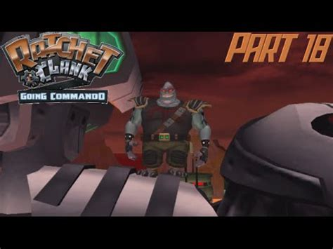 Ratchet and Clank Going Commando Planet Final
