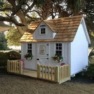 Maisonnette Enfant Pas Cher : la maisonnette en bois qui aide vos enfants jouer plus librement ~ Melissatoandfro.com Idées de Décoration