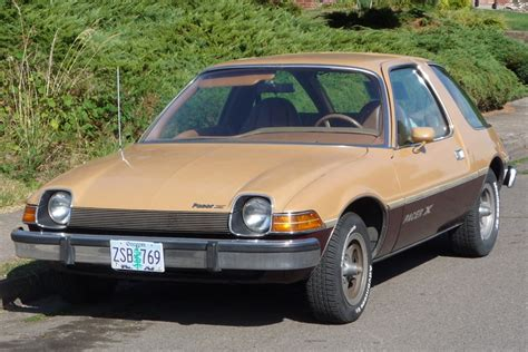 Curbside Classic: 1975 AMC Pacer X – The Spacer