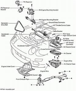 Toyota Camry 2003 Engine Diagram