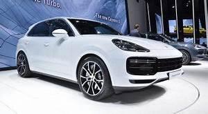Nouveau Porsche Cayenne 2018 : porsche cayenne 2018 premier contact poids lourd l ger ~ Medecine-chirurgie-esthetiques.com Avis de Voitures