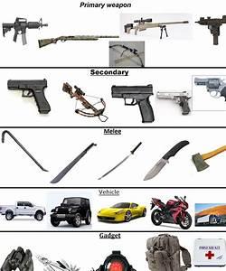 Zombie Apocalypse Weapons - Bing images