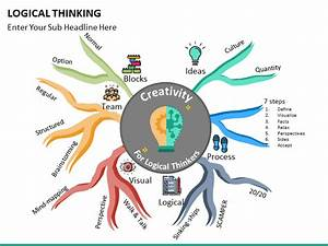 Logical Thinking Powerpoint Template