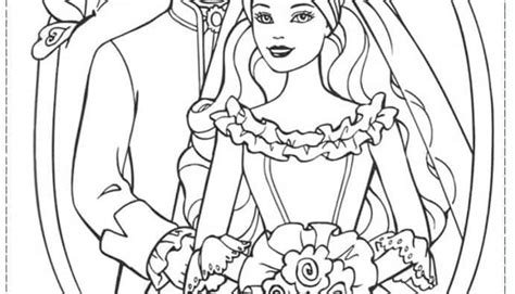 Barbie Princess And The Pauper Coloring Pages Timykids
