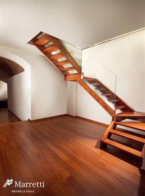 ringhiera in legno per interni scale in legno per interni scala in legno by marretti