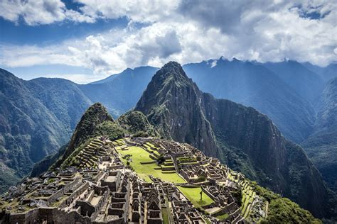 How To Hike Perus Machu Picchu In One Day Condé Nast