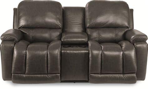 lazy boy leather loveseat lazy boy leather sofas thesofa