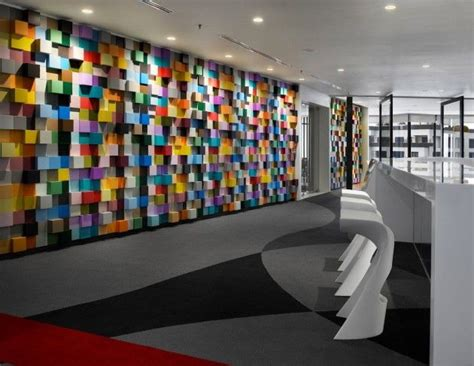 vibrant sherwin williams office interior design in