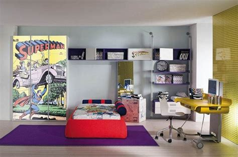 Cool Boy Bedrooms by Cool Boy Bedroom Theme With Soccer Yheme