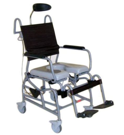new activeaid tilt in space commode bath chair for sale