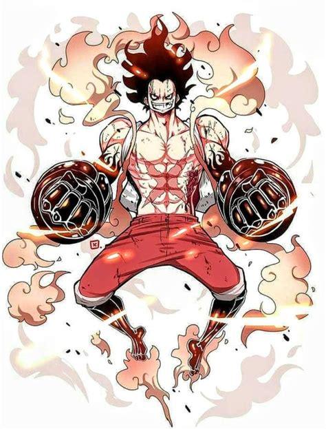 luffy gear  snake man anime amino
