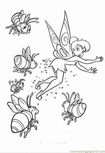 Free coloring pages of fairy vidia