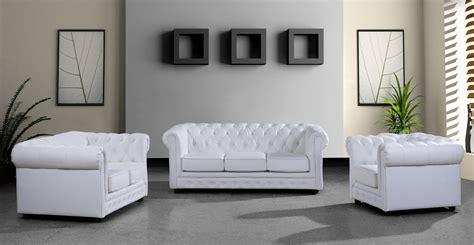 Sofa: Incredible white sofa set White Leather Sofa Set