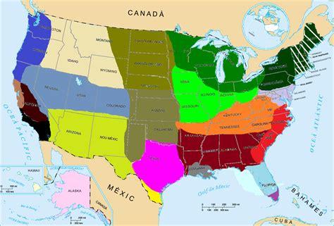 Biome Map Of North America Besttabletforme