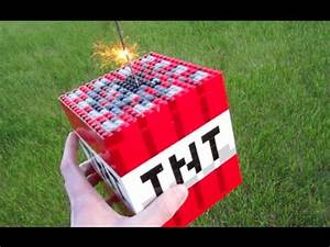 LEGO TNT Block Minecraft YouTube