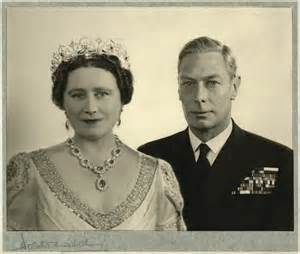 Image result for King George Vi and Queen Elizabeth