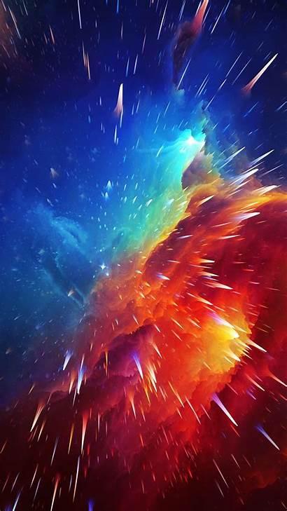 4k Ultra Nebula Mobile Wallpapers Waves Uhd
