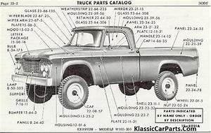 Dodge Truck Rubber Seals  U22c6 Klassic Car Parts