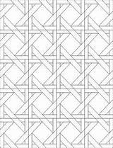 Coloring Pattern Quilt Sheets Block sketch template