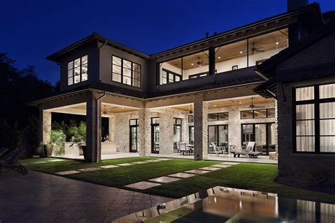 Luxury Home in Texas When Rustic Meets Modern Freshomecom