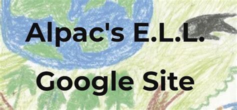 alpac elementary school homepage