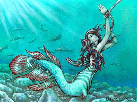 mermaid concept image project vahaos mod db