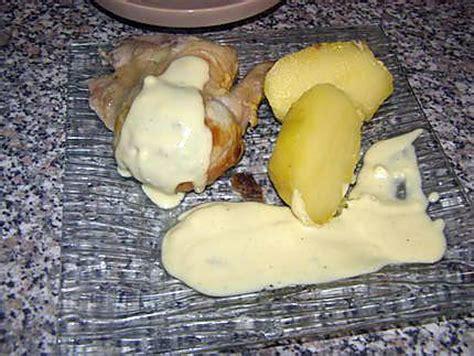 recette de poulet pomme de terre et ca sauce a la moutarde
