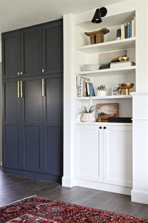Kitchen Closet by Our New Built In Pantry The Vintage Rug Shop The Vintage