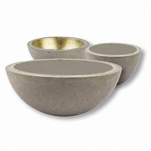 Basteln Mit Beton Anleitung : basteln mit beton vasen schalen ~ Lizthompson.info Haus und Dekorationen