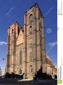 St. Mary Magdalene Church (Wroclaw) Editorial Image ...