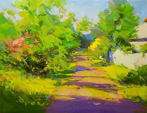 Summer Painting Landscape Art Impressionist Art Oil | The ...